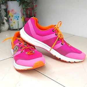 Yin-Yamg R/T Pink Active Running Shoes